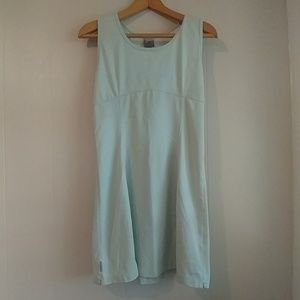 Nike Dri - Fit Mint Green Active Dress Size M